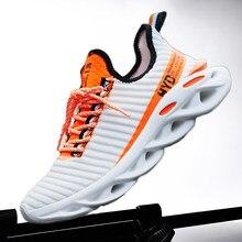 Мужские кроссовки для бега, удобные дышащие кроссовки для занятий спортом на открытом воздухе, повседневная обувь для бега, большой размер ...