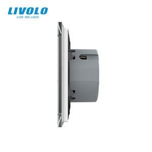 Image 5 - Commutateur tactile intelligent de wifi de Zigbee de contrôle tactile dappli de Livolo, écho sans fil domotique intelligent, alexa, contrôle à la maison de google
