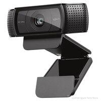 Logitech C920e Webcam Widescreen Video Calling and Recording 1080p Camera, Desktop or Laptop Webcam