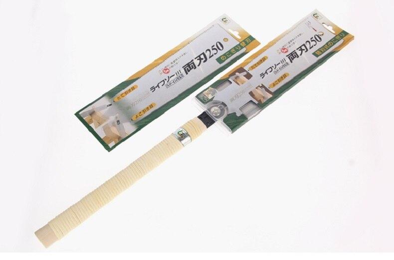 Nouveau 1 pièces scie Double face à trois vitesses rapidement scie z-saw menuisiers menuiserie peut Horizontal et vertical fabriqué au japon S-250