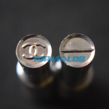 8MM CC  Tablet Die 3D Pill Press Mold Candy Punching Die Custom Logo Calcium Tablet Punch Die