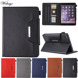 "Cover Coque For Apple IPad Mini 1 2 3 4 5 7.9 inch Black Bussiness Leather Fundas Case For IPad Mini 5 4 3 2 1 7.9"" Cover Cases