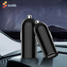 2020 new car mobile charger 5V 2.1A small usb car c