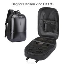 Carrying-Bag Hard-Shell H117S Hubsan Box-Case Backpack Waterproof And PC for Zino H117s/Rc-quadcopter/Drone