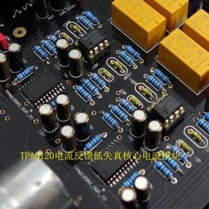 Image 3 - 2019 new e600 완전 밸런스드 입력 완전 밸런스드 출력 헤드폰 앰프 보드 diy 키트 (모터 포텐쇼미터 포함)