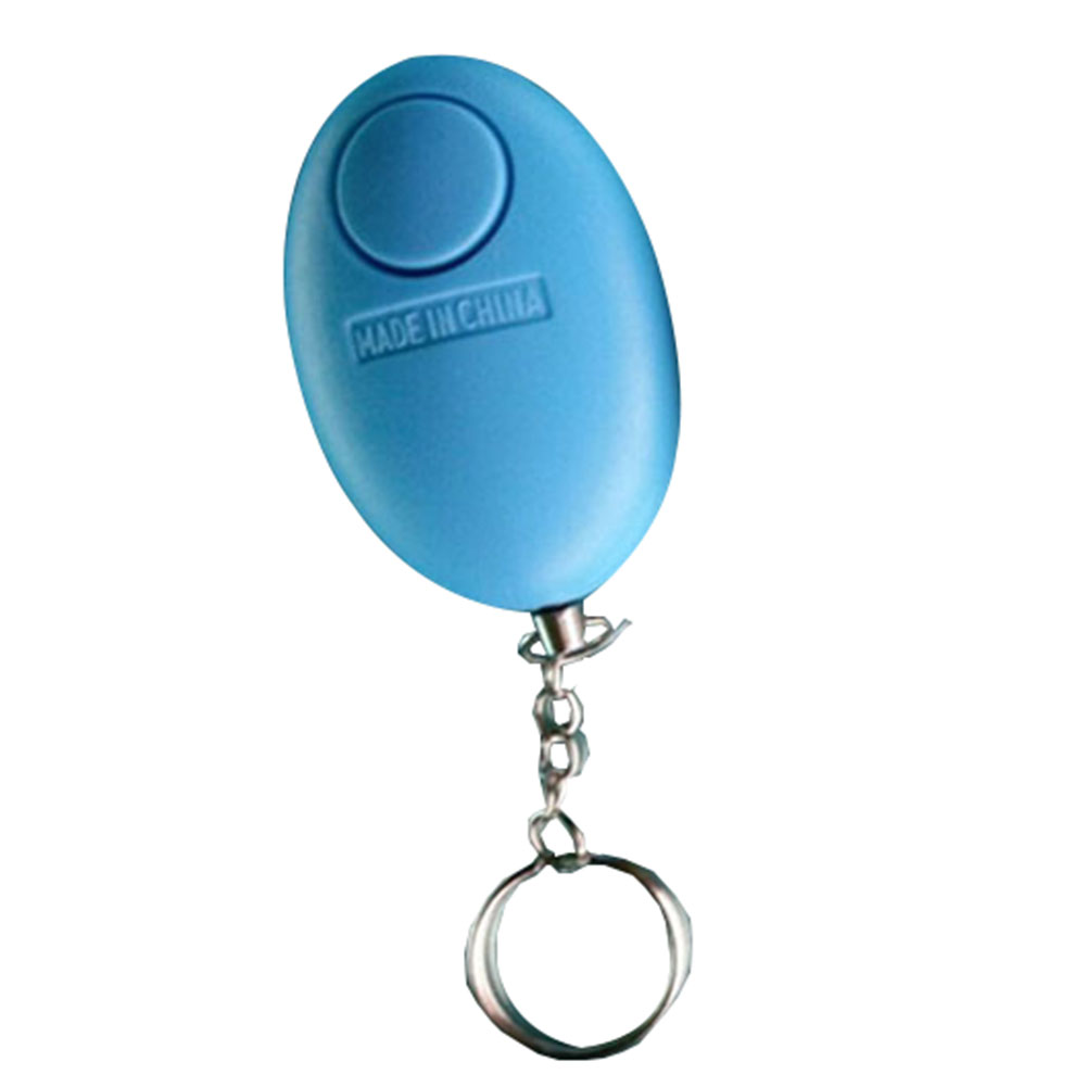 Self Defense Keychain Personal Alarm Emergency Siren Song Survival Whistle Device