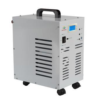 4000w onda sinusoidal pura de baja frecuencia DC48v a AC110v 60Hz pico 12000w inversor de corriente/carga de la batería/convertidor de UPS + pantalla LCD