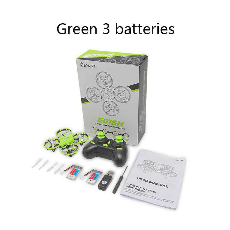 green 3batteries