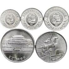 N-korea coin para coleção conjunto de moedas