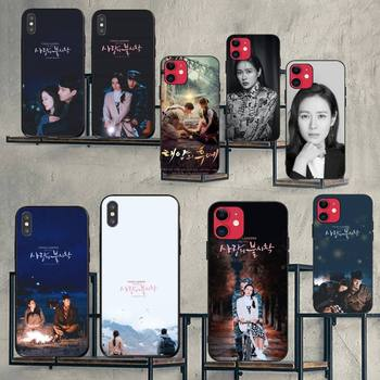 CUTEWANAN Son Ye Jin Hyun Bin Customer High Quality Phone Case for iPhone 11 pro XS MAX 8 7 6 6S Plus X 5S SE XR case image