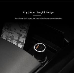 Image 3 - รถชาร์จPD Quick Charge 3.0ชาร์จDual USB Port 36Wเครื่องชาร์จโทรศัพท์แล็ปท็อปสำหรับiPhone Samsung Xiaomi USB C Car Charger