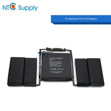 NTC Supply Battery For MacBook Pro 13.3 inch A1706 020-01705 2016 2017 Year 100% Tested Good Function