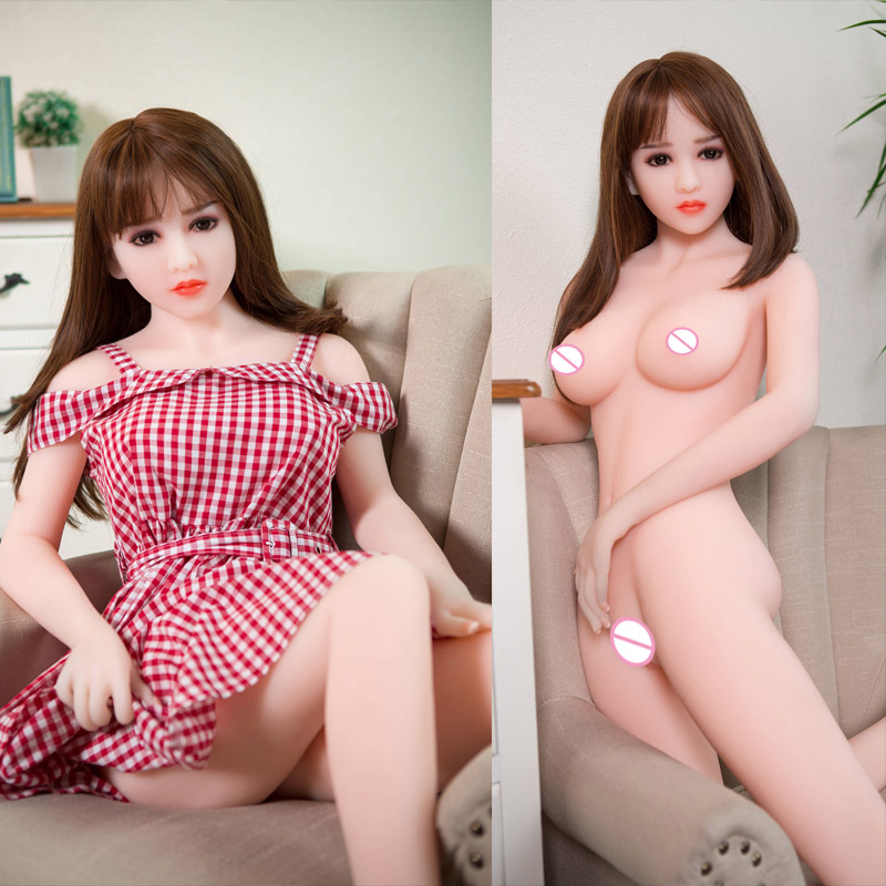 <font><b>148cm</b></font> Real Silicone <font><b>Sex</b></font> <font><b>Doll</b></font> Japan Lifelike Love <font><b>Doll</b></font> With <font><b>Big</b></font> <font><b>Breasts</b></font> Fake Butt Reality Anal Sexy Silicone <font><b>Sex</b></font> <font><b>Doll</b></font> for Men image