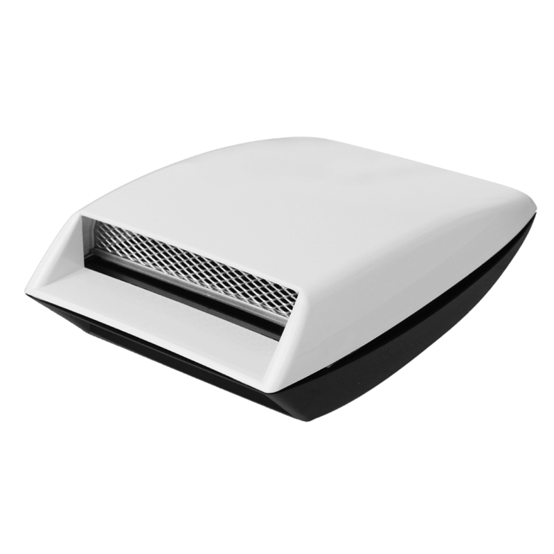 TOP Automotive Universal 3D Analog Air Inlet Vent Cover