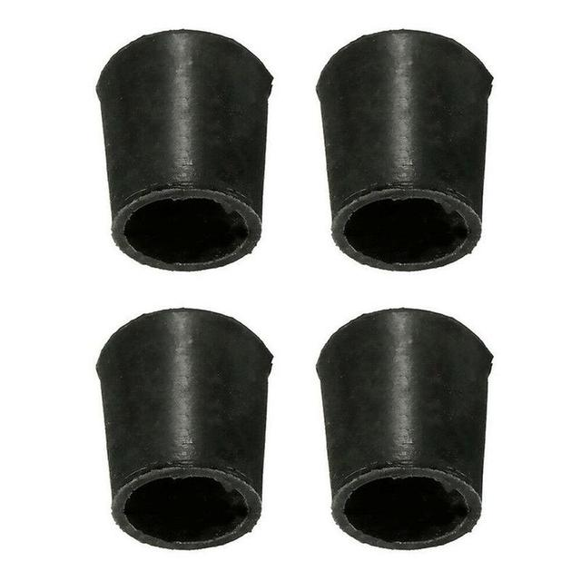 4pcs 2019 PE Plastic Round Chair Leg Caps Covers Rubber Feet Protector Pads Furniture Table Covers Socks 16mm/19mm/25mm/30mm