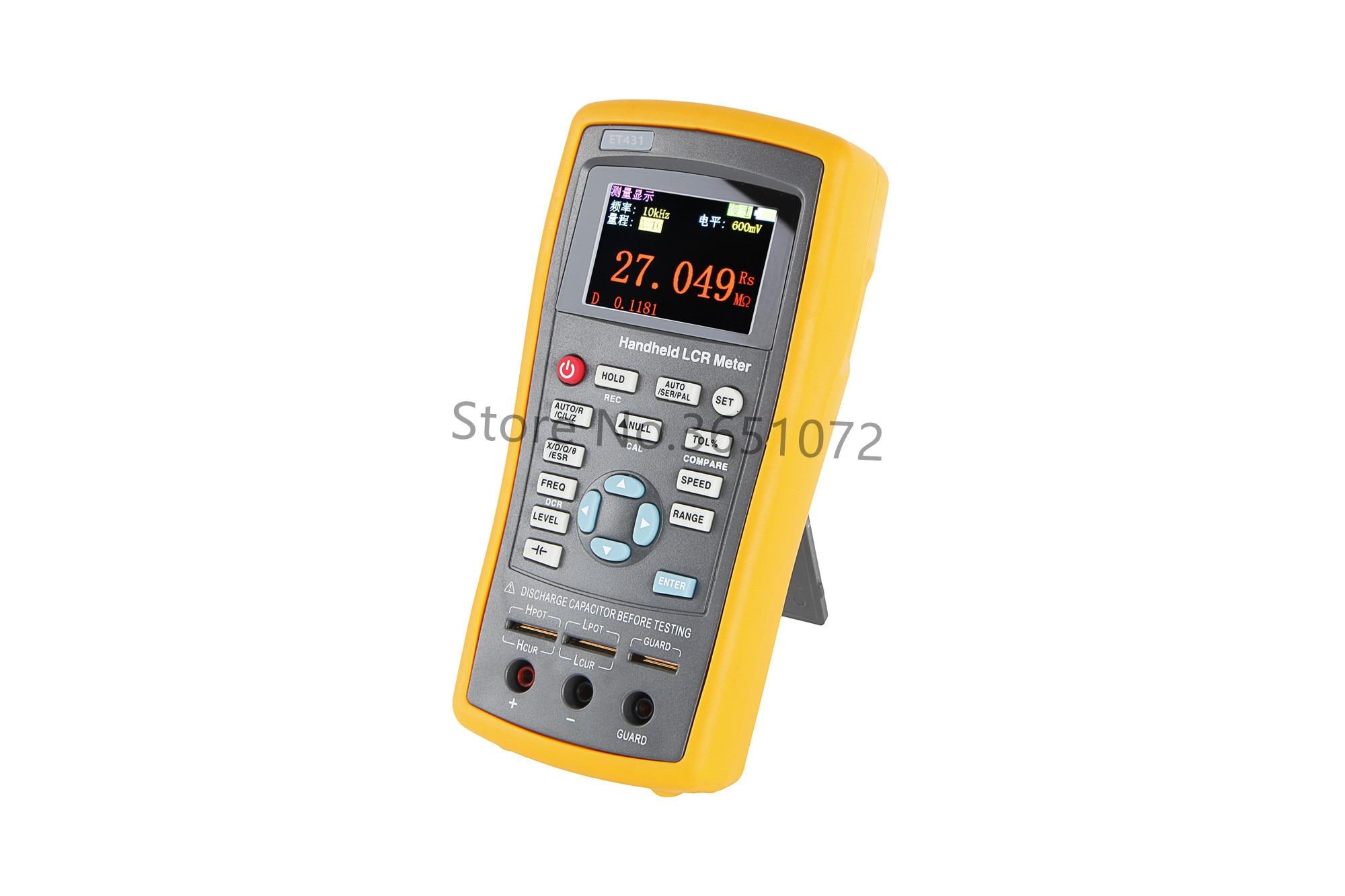 120Hz 1kHz TH2811D Digital LCR Meter with 100Hz 10kHz