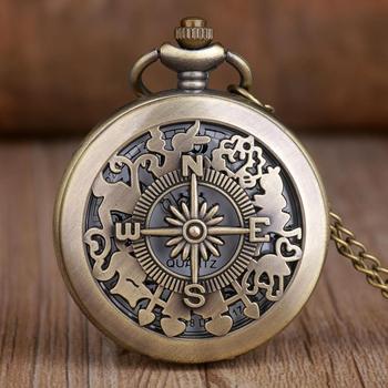 Antyczny brąz z ażurową dekoracją kwarcowy zegarek kieszonkowy Vintage Men naszyjnik damski z wisiorkiem zegar prezenty zegarek Fob tanie i dobre opinie SHUHANG QUARTZ STAINLESS STEEL ROUND ANALOG Vintage Antiuqe Stacjonarne Z tworzywa sztucznego Unisex Kieszonkowy zegarki kieszonkowe