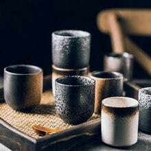 Чайная чашка RUX мастерская 150 мл 200 мл в японском стиле чашка для воды керамическая посуда ручная роспись кунг-фу чайная чашка кухонная посуд...