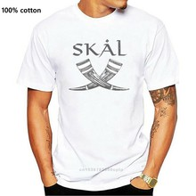 Moda masculina t camisa masculina verão casual tigela iii camiseta bebendo chifre valhalla thor loki odin viking vikings norsemenfunny camisa
