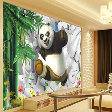 Anime Panda 3D Tapestry Wall Hanging Carpet Kids Bedding Living Room Cloth Yoga Mat Home Decor Large 300cm