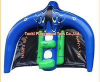 Hot Towable Inflatable Flying Manta Ray Water Sport Tube