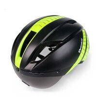 방풍 자전거 헬멧 안전 승마 모자 통기성 산악 도로 MTB 자전거 헬멧 고글 이동식 렌즈