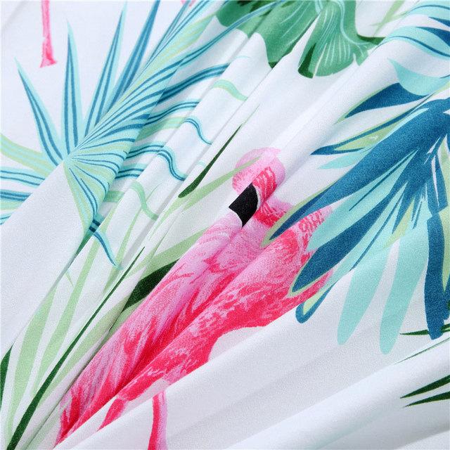 Cactus Print Bedding Set