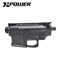 XPOWER MAOPUL Magpul Receiver Airsoft Accessories Paintball Equipment AEG Tactical Gel Blasters Metal JinMing9 Outdoor Sports