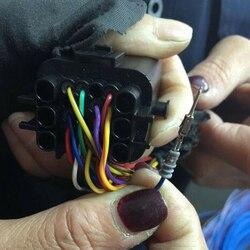Zestaw Terminal usunąć części do narzędzi okablowanie ściągacz Terminal elektryczny wymiana samochodów|Części i akcesoria do kamperów|   -