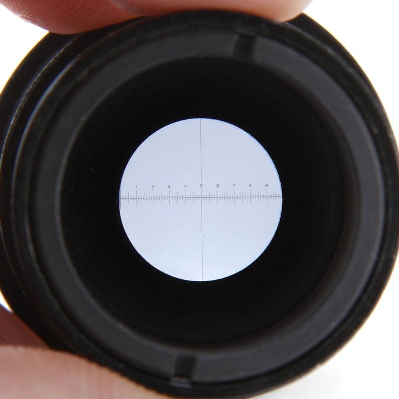 Biológiai mikroszkóp szemlencse WF5X WF10X WF15X WF16X WF20X WF25X - Mérőműszerek - Fénykép 6