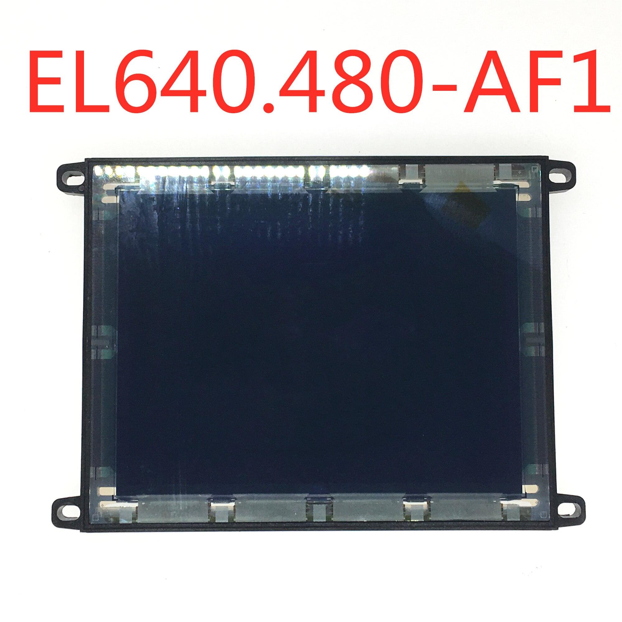 In grado di fornire video di prova, 90 giorni di garanzia EL640.480-AF1 6.4 ''640*480 Schermo LCD