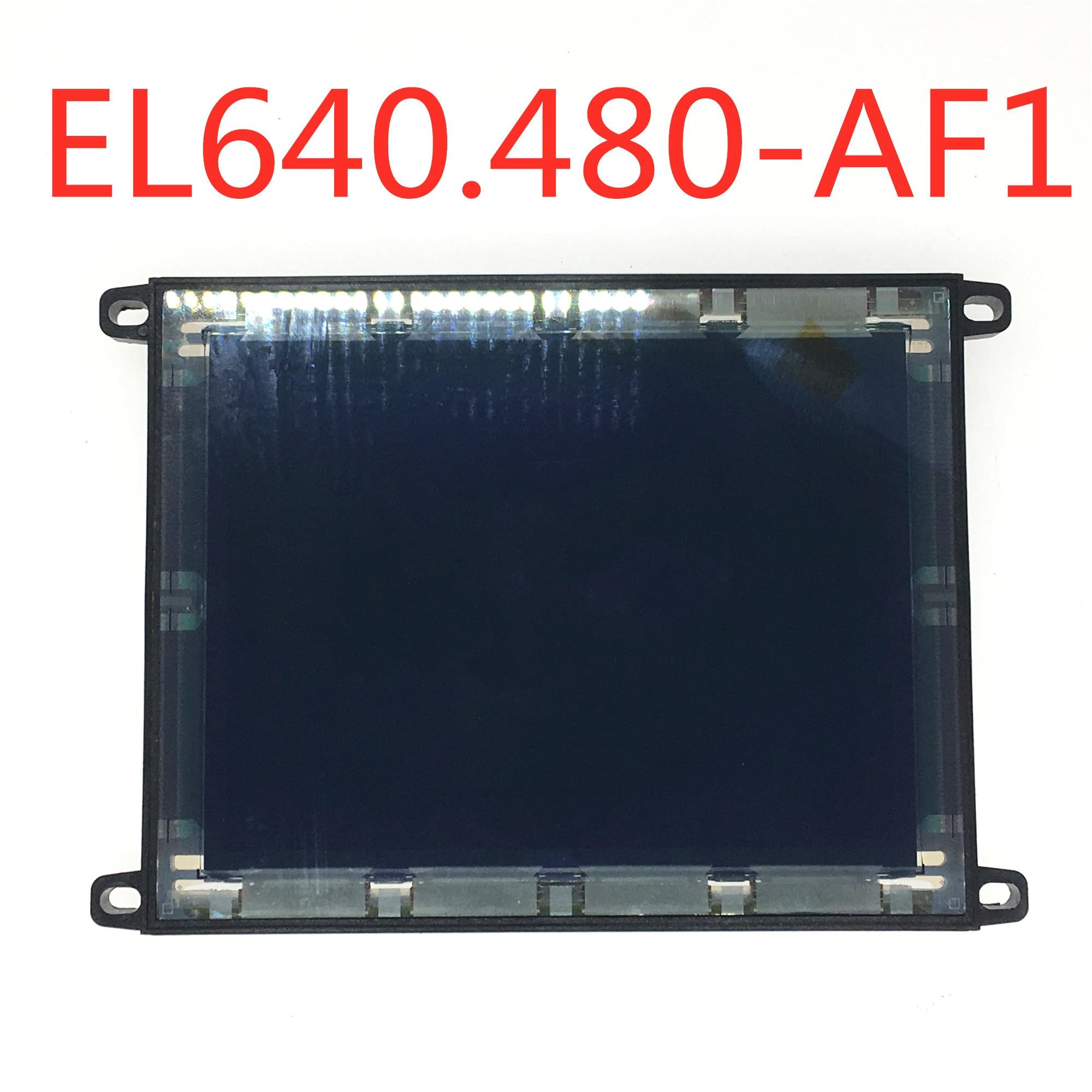 Peut fournir une vidéo de test, 90 jours de garantie EL640.480-AF1 6.4 ''640*480 écran LCD