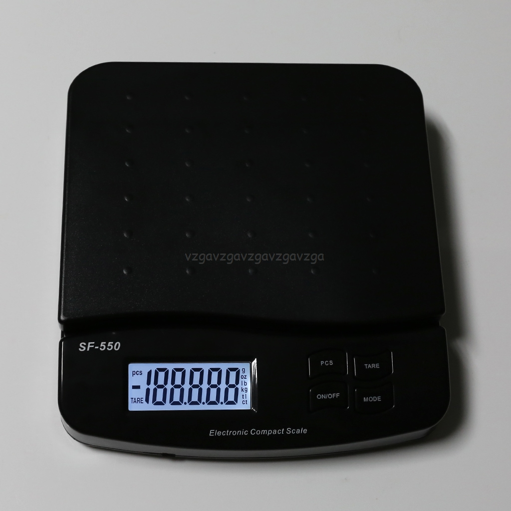 Scale 25kg Electronic S21 Counting 1g With Postage Function 550 Shipping Weighing Digital Postal Scales 19 55lb SF Dropship