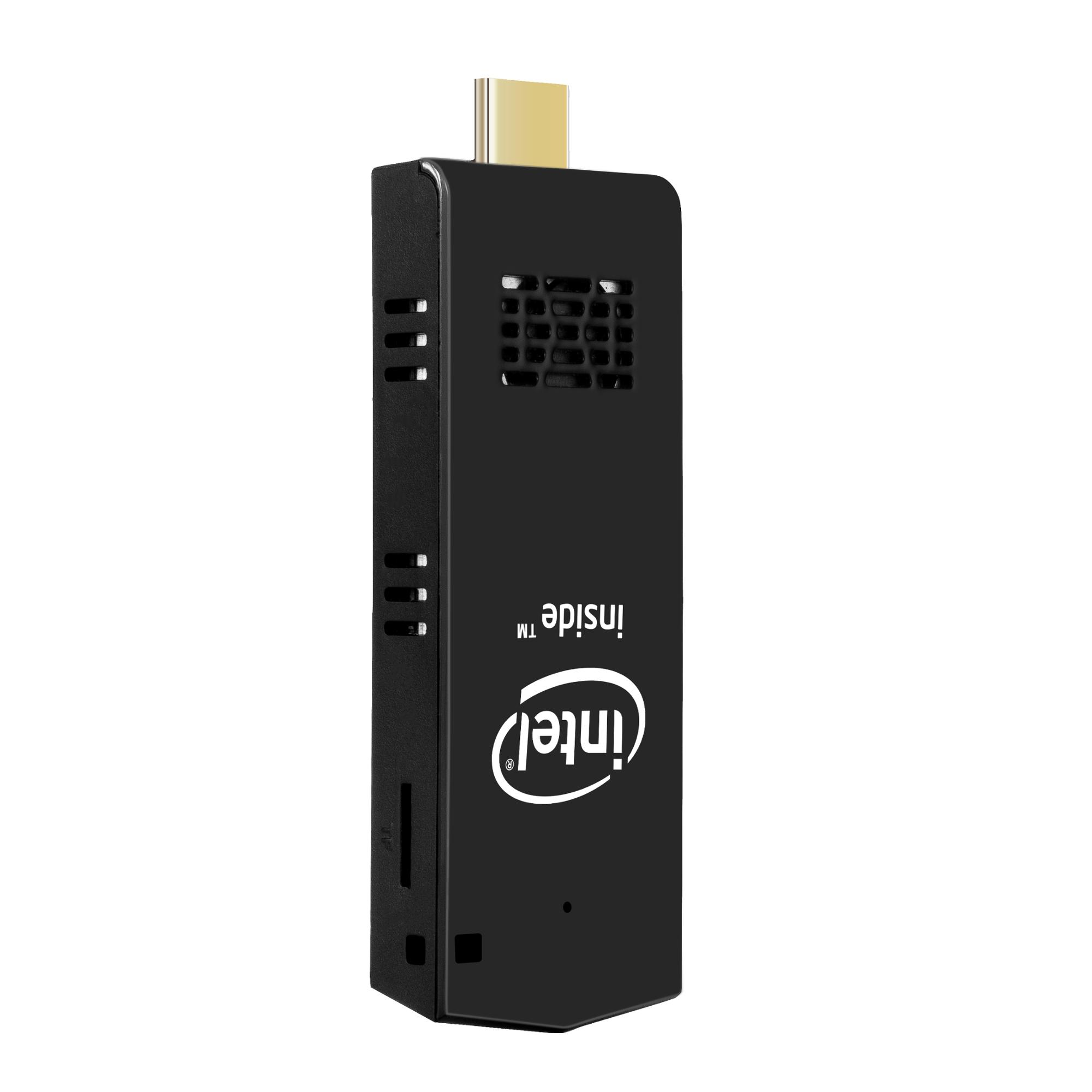 W5 Pro MINI PC Intel Atom Z8350 Quad Core 1.44GHz 2GB/32GB 4Gb/64GB Windows10 TV Stick Win10 Computer Micro Pc 2.4G &5.8G Wifi