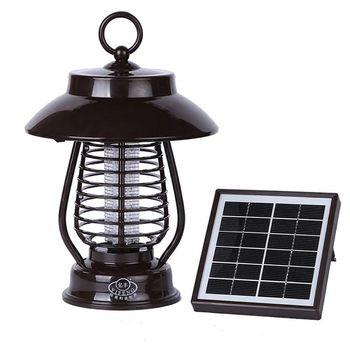 Garden Solar Energy/USB Charging  Anti-mosquito Killer LED Light Indoor Outdoor Waterproof Mosquito Killer Lamp
