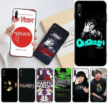 Shoreline Mafia Ohgeesy Luxury Unique Phone Cover for Huawei Honor 30 20 10 9 8 8x 8c v30 Lite view pro image