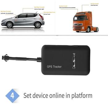 GT02A GPS Car Tracker GPS Locator Cut Off Fuel GPRS SMS GSM Tracker For Car 12-36V Google Maps Realtime Tracking Free APP image