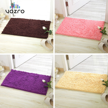 VOZRO tapis de bain à mémoire de plusieurs tailles, pour les toilettes, la baignoire, le salon, les escaliers, la salle de bain