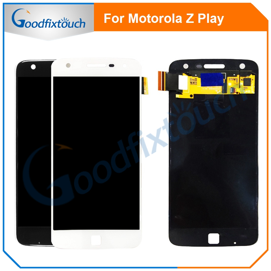 Original LCD For Motorola Z Play XT1635 LCD Display Touch Screen Digitizer Assembly For Moto Z Play XT1635-02 Repair Part