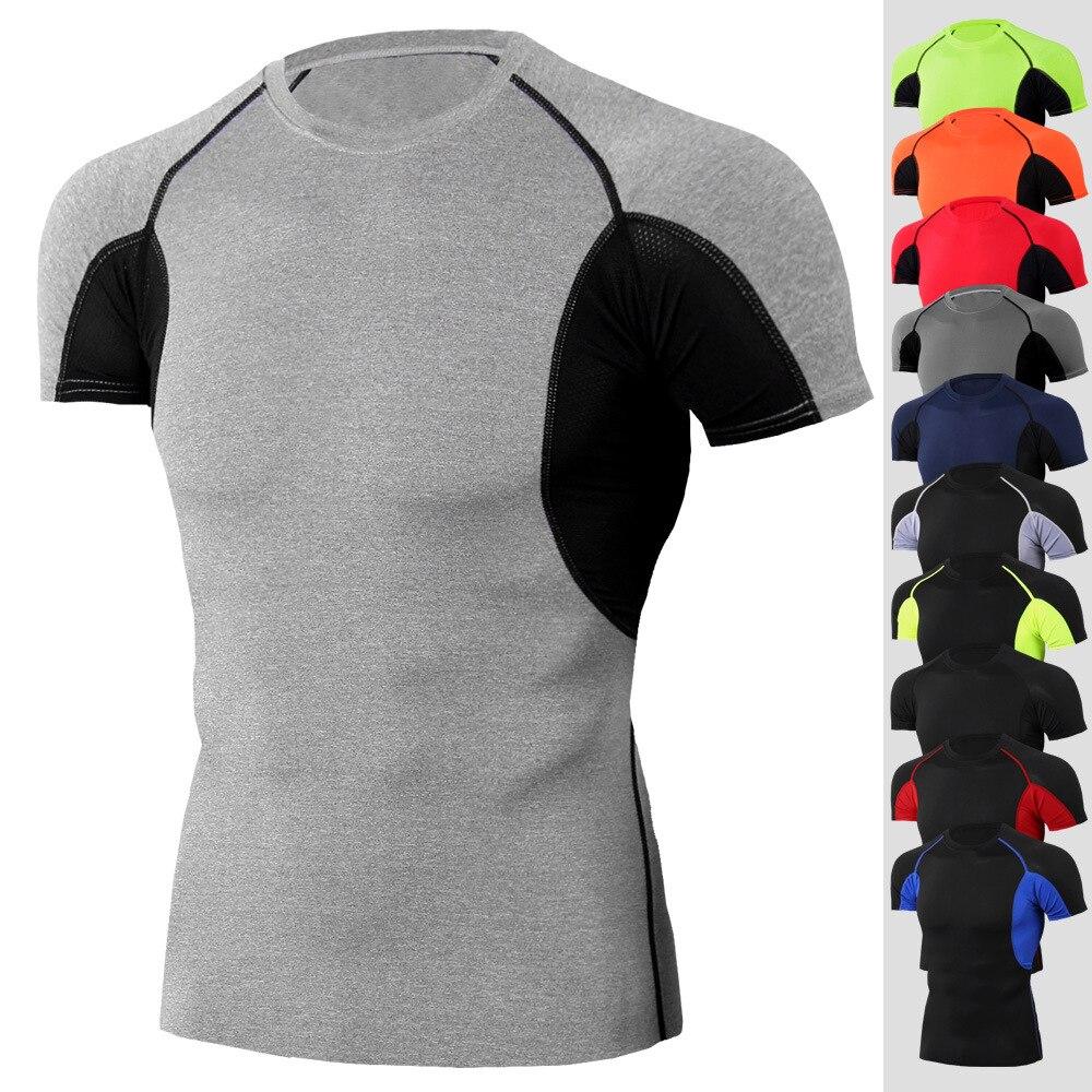 Camisa de Compressão Esportivas para Homens Rashguard Jitsu Camisas Secagem Rápida Muay Thai Bjj Roupas Mma Jiu
