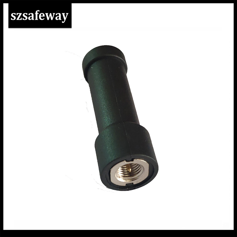 2PCS/SMA Male  Thumb Short Antenna For Kenwood Two-way Radio And For Baofeng 888S UV-5R