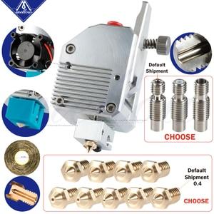 Image 5 - Mellow Hohe Qualität Dual Getriebe NF Alle Metall Bmg Extruder Bowden Dual Stick Extruder Für 3d Drucker Mk8 Cr 10 Prusa i3 Mk3 Ender 3