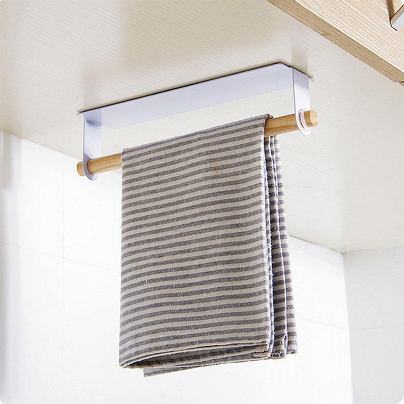 1 шт. шкаф подвесная полка для ванной вешалка для туалета кухонная самоклеящаяся рулонная бумажная Подставка для хранения полотенец вешалка для салфеток