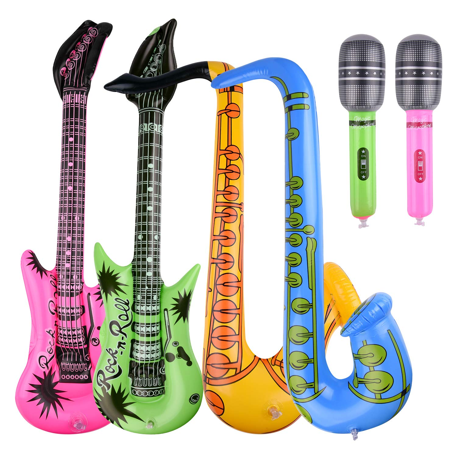 Inflatable Instruments
