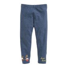 Штаны для девочек детские брюки с принтом клубники детские леггинсы для девочек одежда г. Брендовые хлопковые леггинсы для маленьких девочек Fille 20