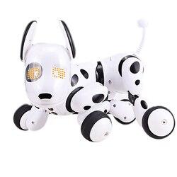 Kaizhi-Draadloze afstandsbediening smart robot hond Wang Xing elektrische hond vroege onderwijs speelgoed voor kinderen
