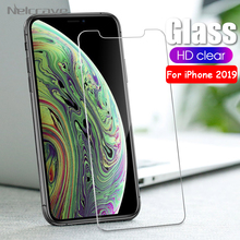 50Pcs 2.5D Tempered Glass For iPhone 12 Mini 11 Pro XS Max XR X 8 Plus 7 6 6S 5 SE 2020 Screen Protector Film Not Full Coverage