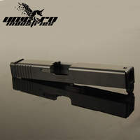 XPOWER Metal Slide For G17/P1 CNC Gel Blaster Accessories Upgrated Airsoft Paintball Wargame Outdoor Sports
