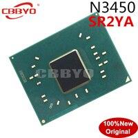 100% Original New good quality SR2YA N3450 BGA CHIP