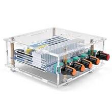 AIYIMA TPA3116 placa amplificadora para Subwoofer amplificador de sonido 2,1 canales de alta potencia Bluetooth 5,0 amplificador amplificadores de Audio